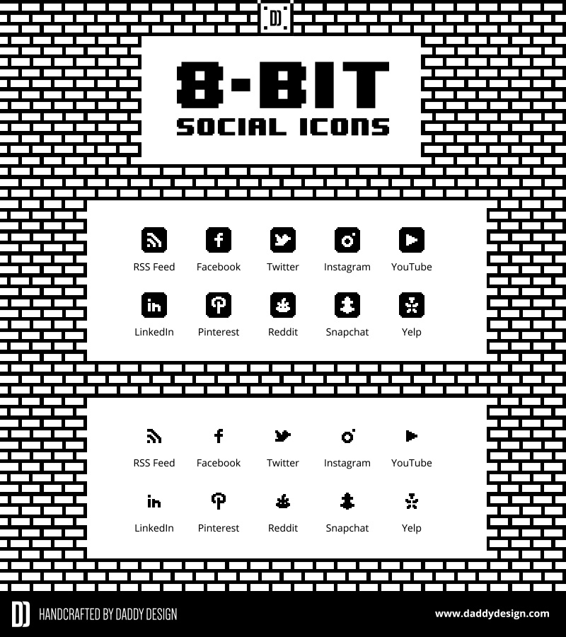 8-Bit-Vector-Social-Icon-Pack-DD