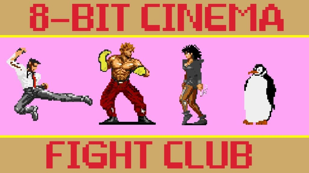8bit_fightclub