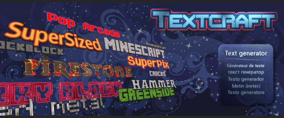 textcraft-heading